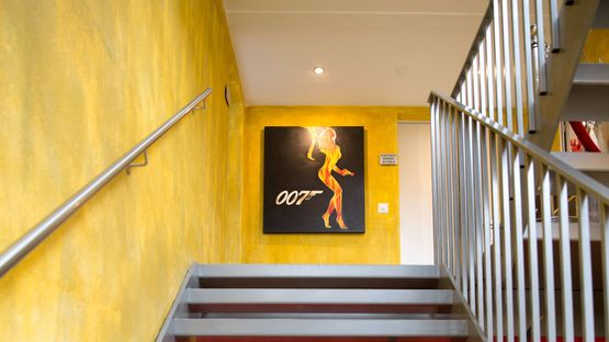 James Bond room – Tratto AG No.1 Lifestyle Gallery